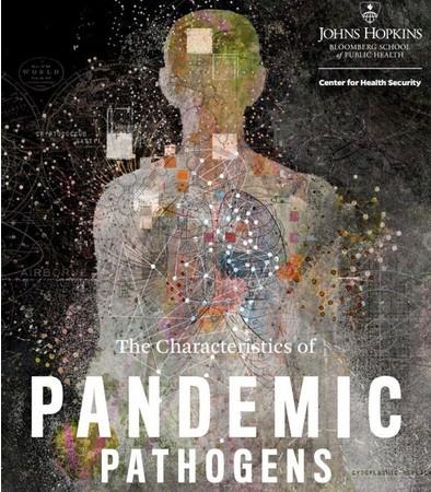 ジョンズ・ホプキンス大学健康安全保障センターの『パンデミック報告書』
