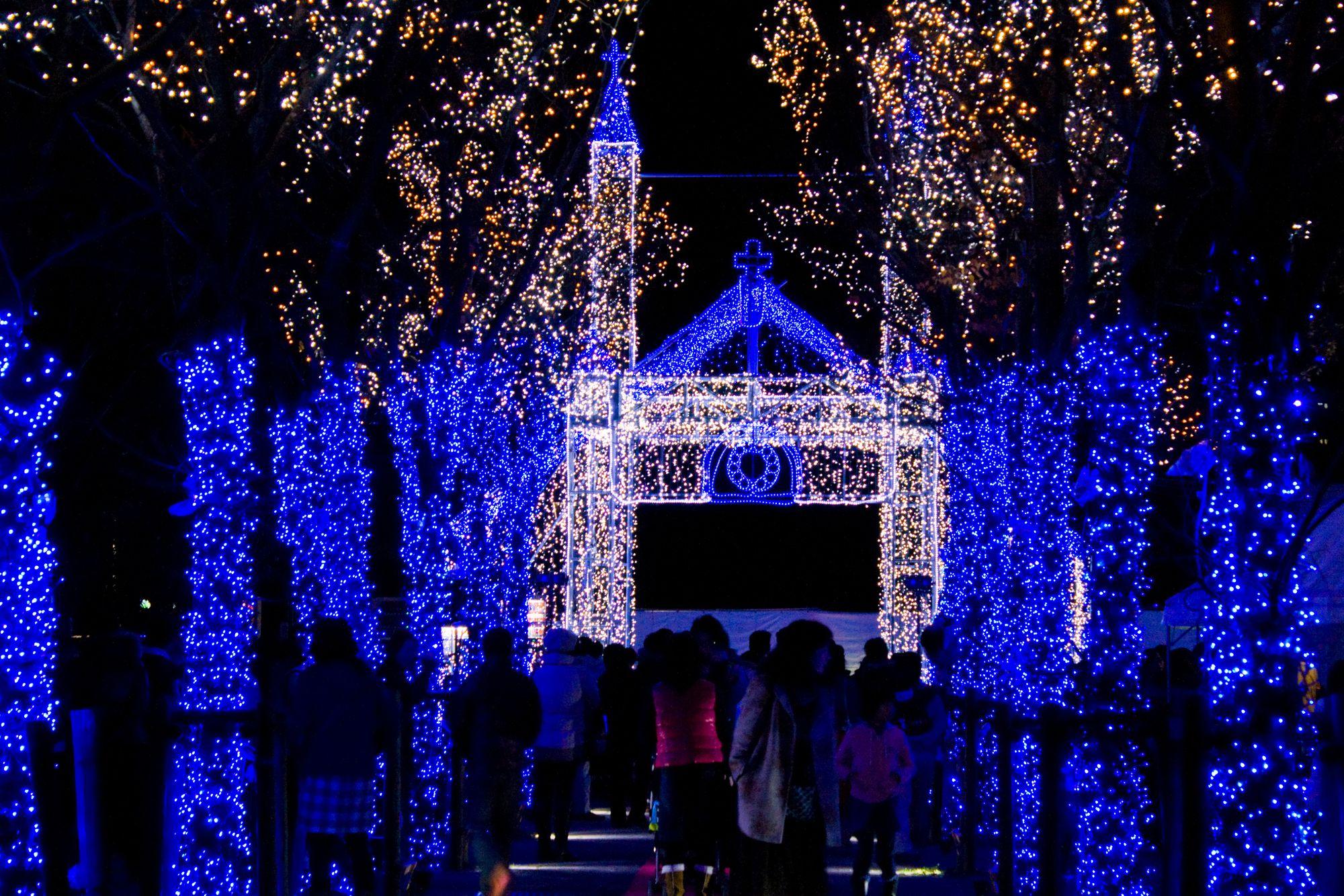 日本のクリスマス発祥の地・山口から祈りを発信 12月はクリスマス市 ...