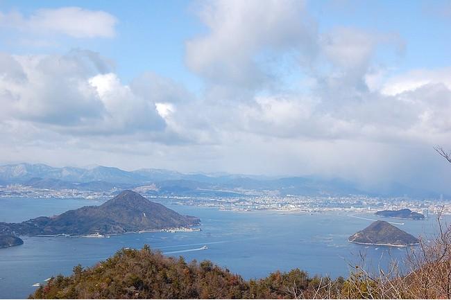 ▲海と山に囲まれた大自然いっぱいの江田島を満喫しよう!