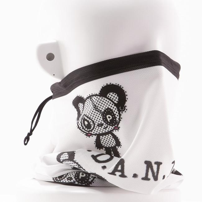 PANKYboy ネックカバー/ホワイト