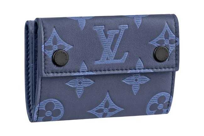 ディスカバリー・コンパクト ウォレット W9.7 x D2 x H7 cm ¥72,000(税抜予定価格) ¥79,200(税込予定価格)
