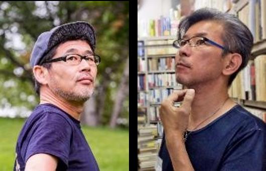 藤村氏(左)嬉野氏(右)