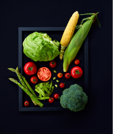 野菜を深化する。