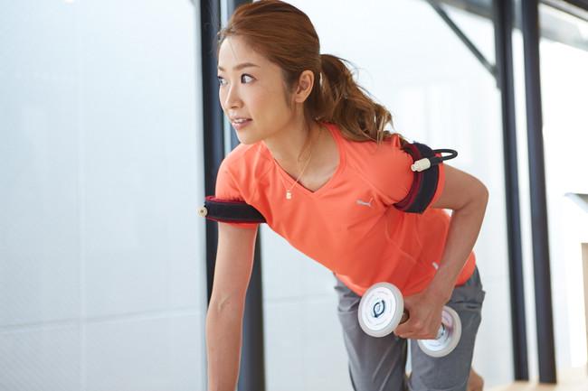 効率のよい健康法の加圧トレーニング