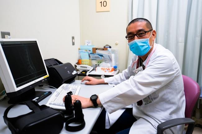 がん患者さんが自分でできる健康マネジメントのお手伝いが目標です 東京大学医学部附属病院緩和ケア診療部・部長 住谷昌彦准教授