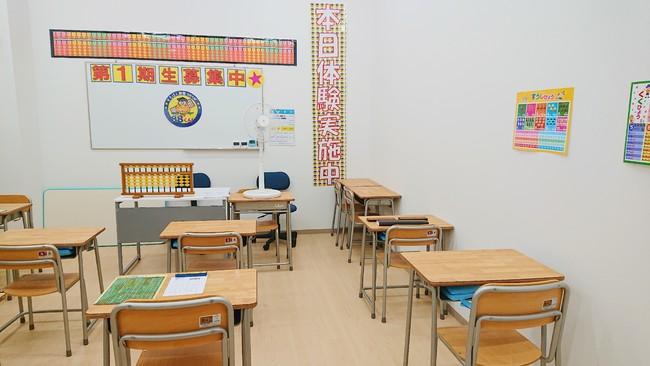 教室は講師が巡回します
