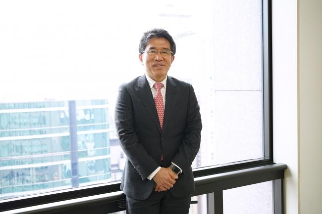伊藤忠商事(株)IT企画部全社システム室長 浦上善一郎様