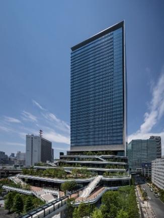 国家戦略特別区域・特定事業として開発された都市型スマートシティ「東京ポートシティ竹芝」内に、『iU サテライトオフィス』を開設