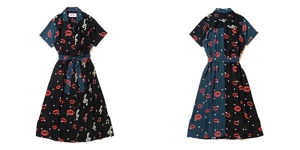 CRAZYドレス ¥25,080(tax in)