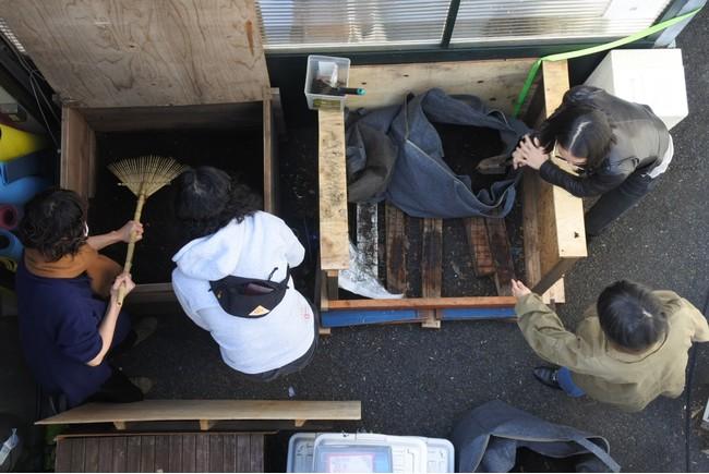1.2 mile community compost(東京 - 表参道)