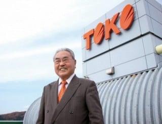 虻川東雄代表取締役会長