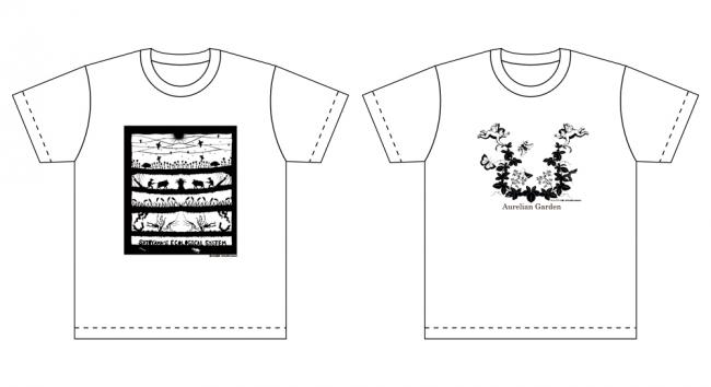 Tシャツ 各2500円+税