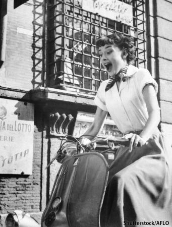 「ローマの休日」1953