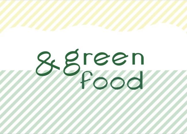 &greenfoodグラフィック