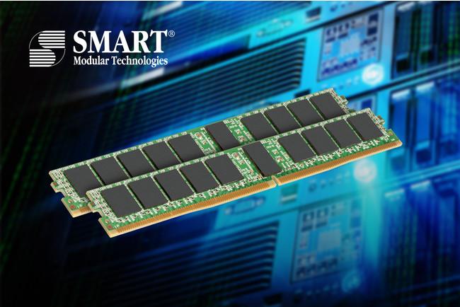 SMART社 新製品64GB DDR4 VLP RDIMM