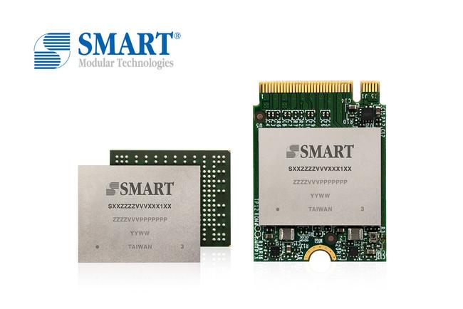 SMART Modular社 BGAP520 PCIe NVMe