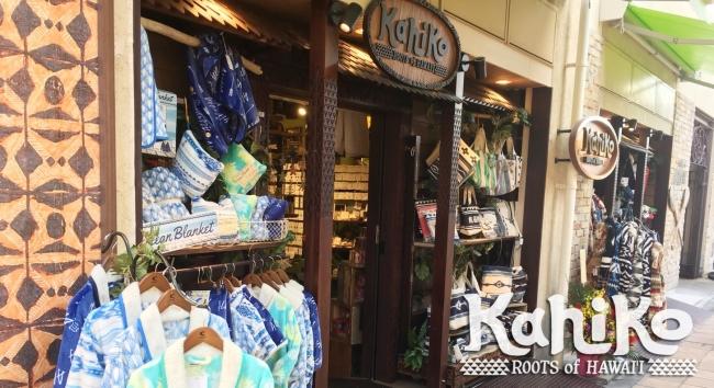 神戸に初出店!ハワイアンショップ【Kahiko】ハーバーランドumie MOSAIC店 オープン