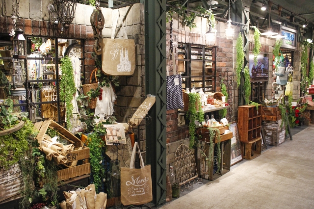 【初出店!】欧州航路-YOKOHAMA-横浜赤レンガ倉庫店オープン!