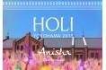 横浜赤レンガがインドになる!インドのお祭り【Holiホーリー祭】に大人の女性のエスニック・ファッションブランド【Anishaアニーシャ】イベント出店