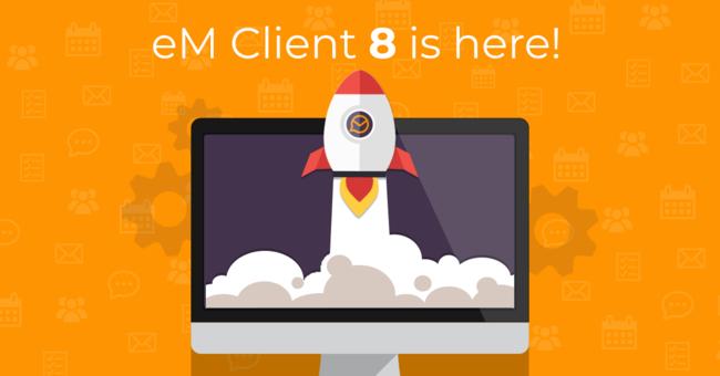 eM Client 最新バージョン