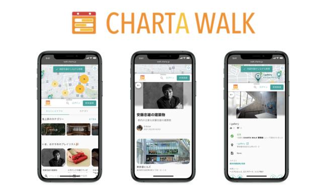 CHARTA WALK