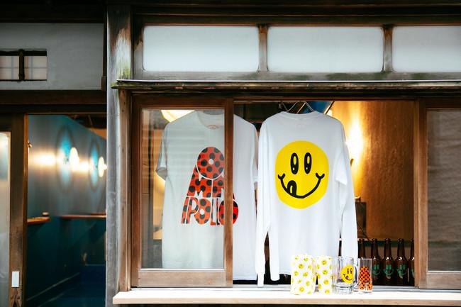 Omnipollos Tokyo 店頭で購入することができる。
