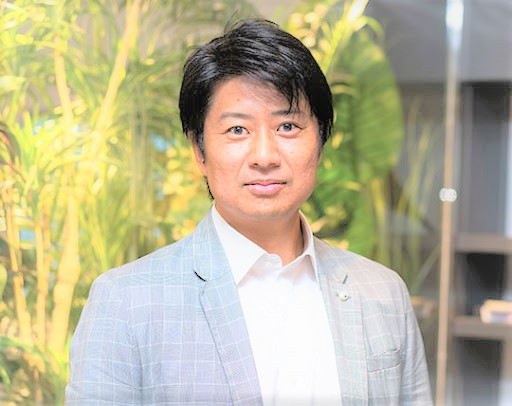 ヒューマンライフコード(株)代表取締役社長 原田 雅充