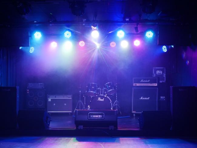 ライブハウス #chord_