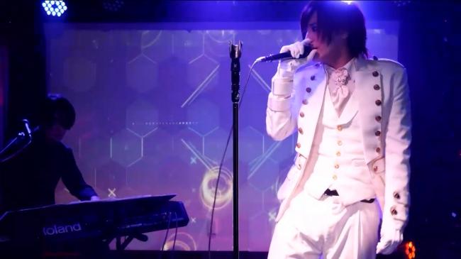 Hitomi(ex.Fatima、Moran)とおおくぼけい(アーバンギャルドetc)によるユニット「雨や雨」配信ライブ