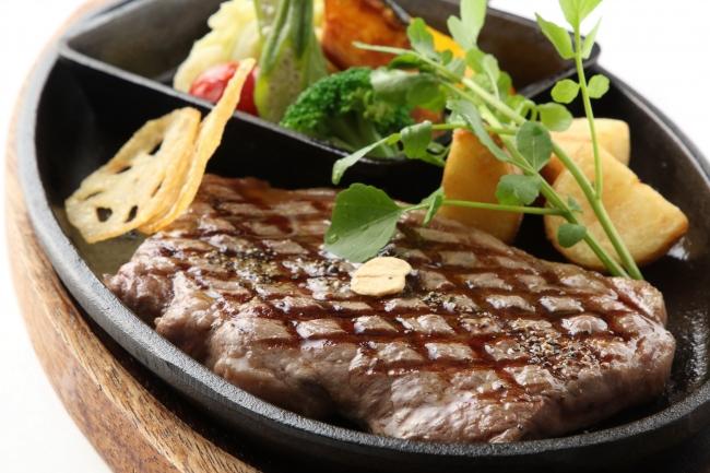 ■アンガス牛サーロインステーキ 2,780円(税抜)