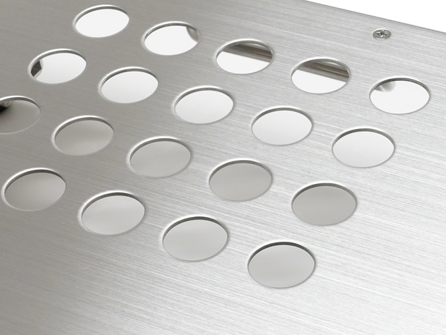 熱対策用の通気孔