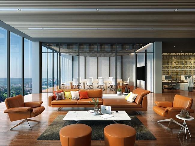 マラッカの新しいビジネスの中心となるオフィス棟