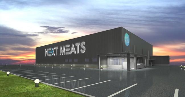 「NEXT Factory」パース外観完成予想図