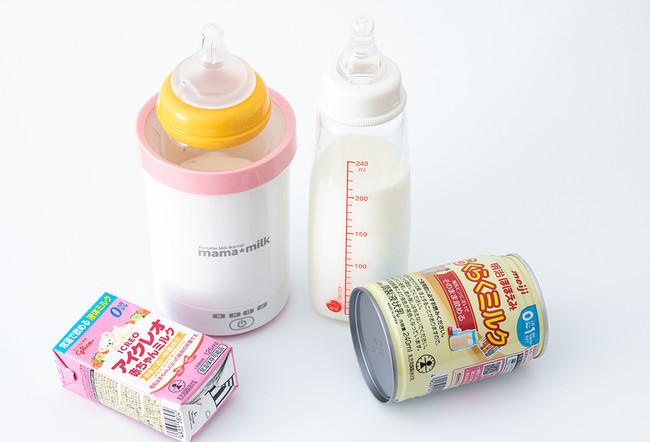 ※商品に液体ミルク、哺乳瓶は含まれません。