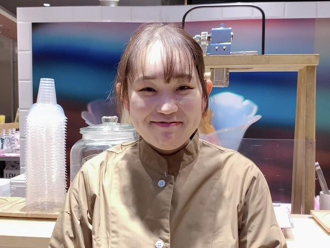 イオンモール浜松市野店店長