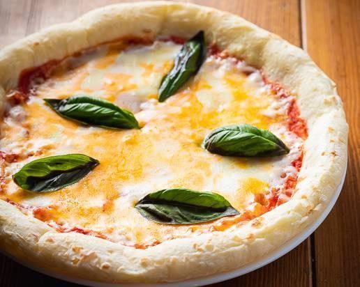 3種のチーズたっぷりマルゲリータ ¥1,990(税込)