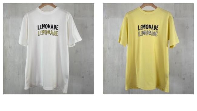 「LEMONADE LEMONADE」Tシャツ