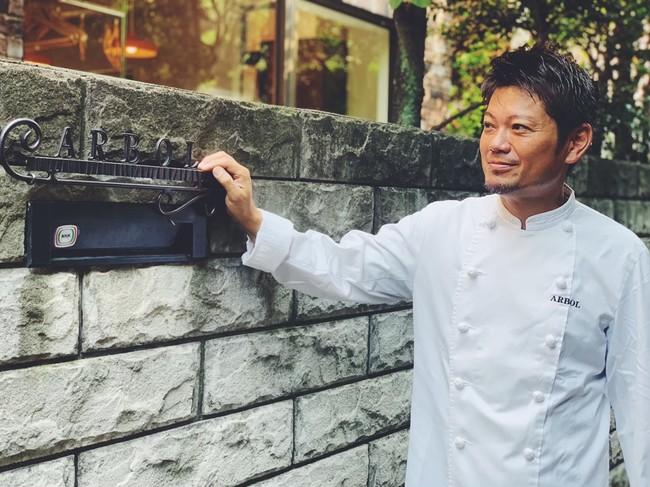 東京・神楽坂で予約の取れないレストランとして有名なイタリアン「ARBOL(アルボール)」の古田崇シェフ