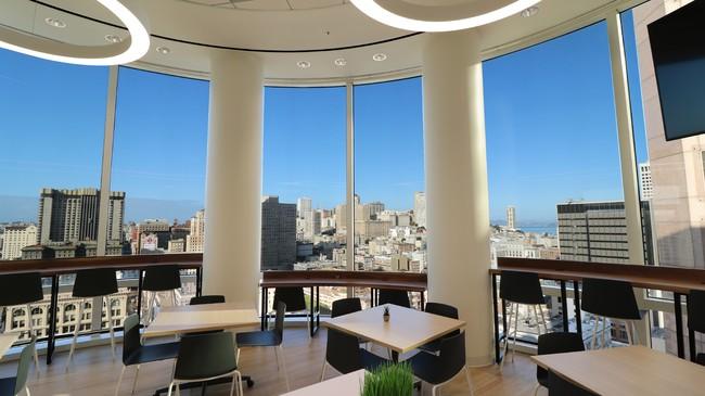 """fabbit Global Gateway """"San Francisco""""内観"""