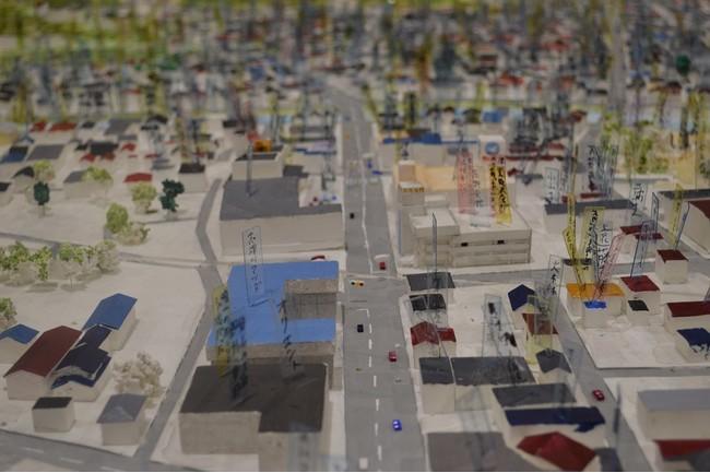 東日本大震災復興支援「失われた街」模型復元プロジェクト