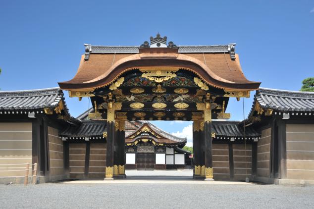 唐門(写真:京都市提供)