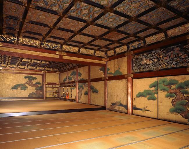 二条城二の丸御殿 大広間(写真:京都市提供)