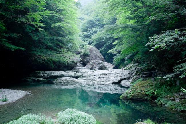 天川村 撮影:西岡潔