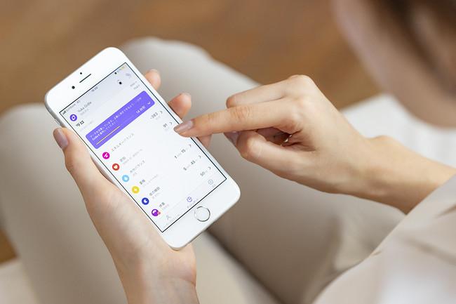 スマートフォンのダッシュボード用のアプリはiOS,Androidどちらにも対応。