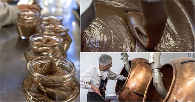 スプレッドシリーズ:南仏プロヴァンスの菓子職人フレデリック・ルブランによって丁寧に練り上げられています。着色料、保存料は無添加です。