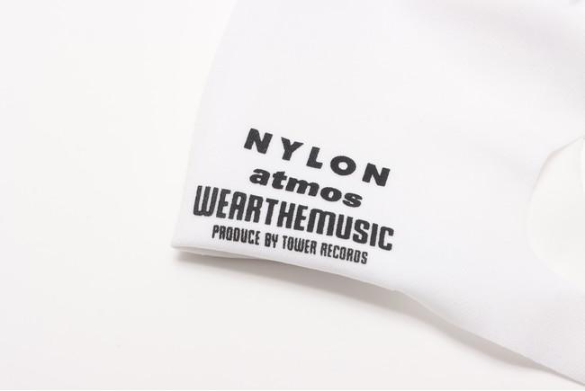 NYLON x atmos pink x WEARTHEMUSICのトリプルコラボレーションのマスクが登場
