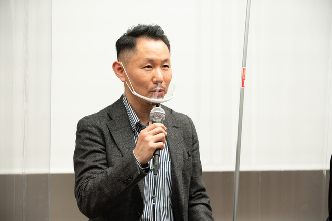 黒田垂歩氏