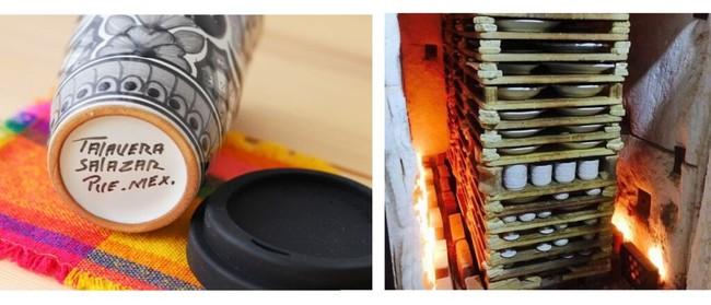 プエブラ州認定窯による製造
