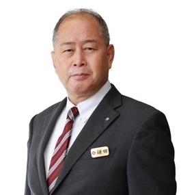 瀬戸内町長 鎌田 愛人 氏