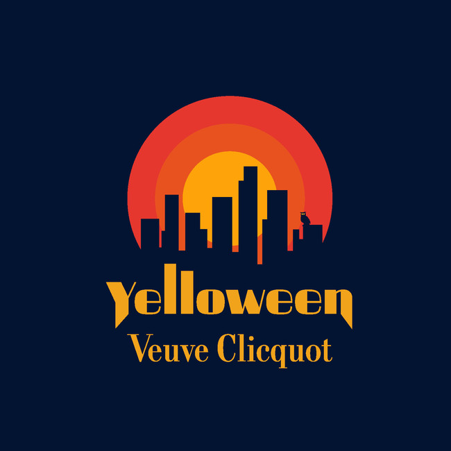 YELLOWEEN DINNER @ CLOUDS by Veuve Cliquot